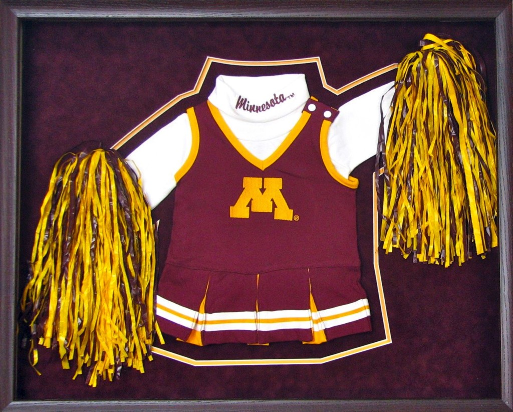 CHEERLEADER COLLAGE - Tami\'s Fast Frame