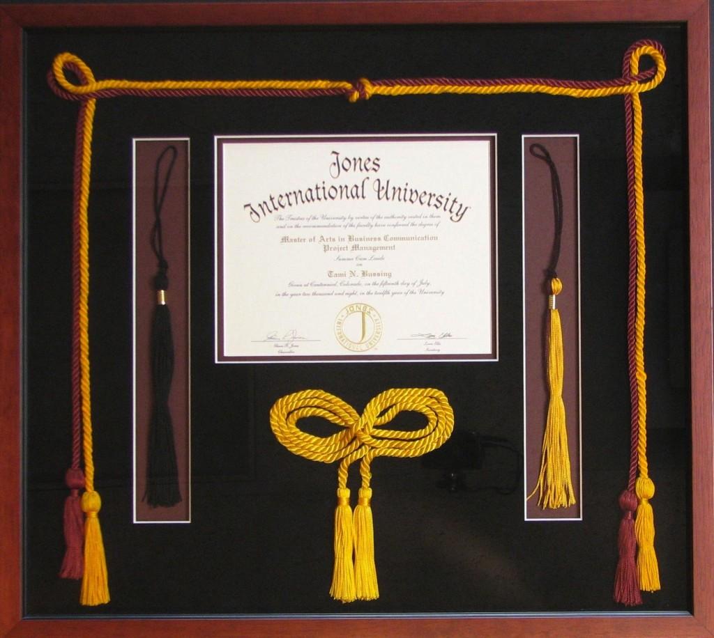 Ungewöhnlich Diplom Framing Fotos - Benutzerdefinierte Bilderrahmen ...