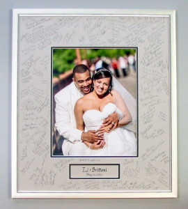 Eagan, MN Wedding Frames