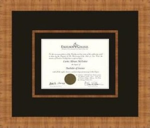 Apple Valley, MN Certificate Frames