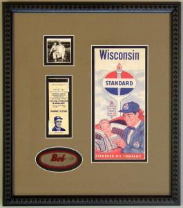 memorabilia framing