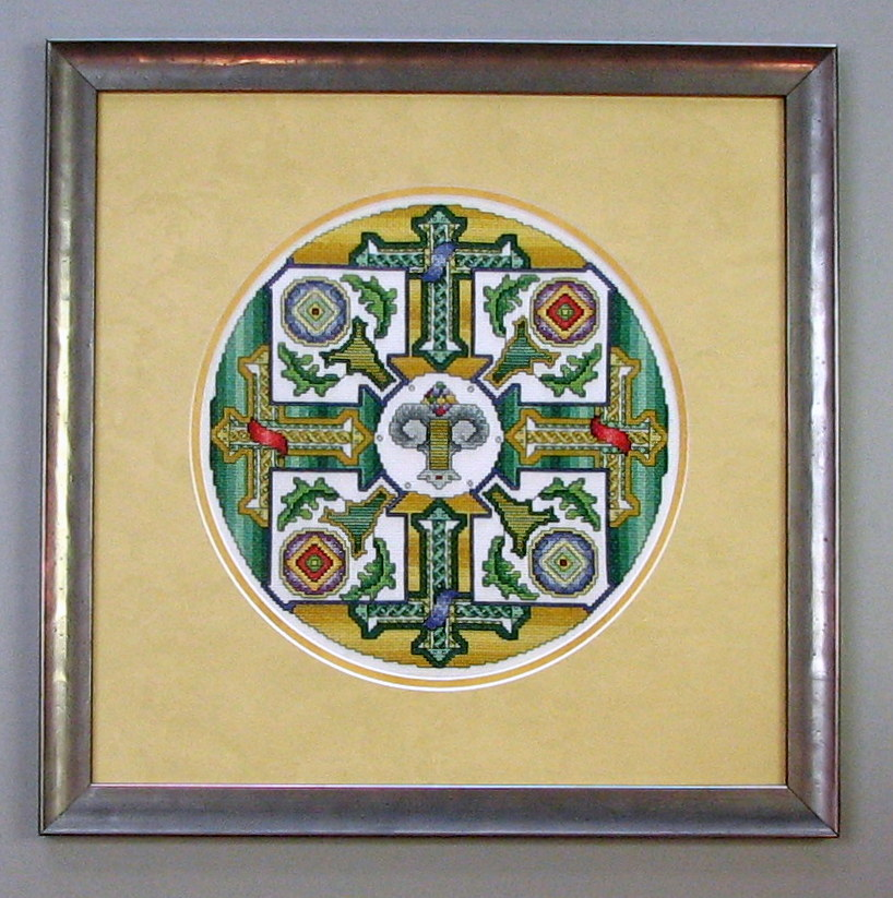 Needlework Framing Gallery - by Tamis Fastfrrame Frame Shop and ...