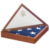 flag case display