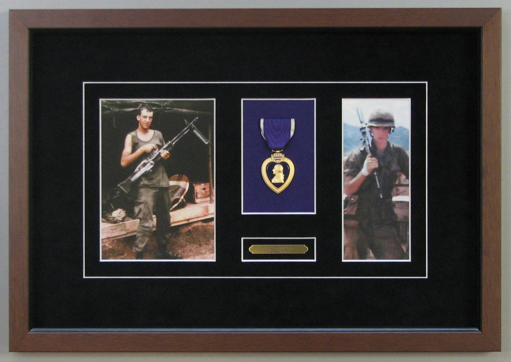 Military Framing Gallery - by Tamis Fastfrrame Frame Shop and Custom ...